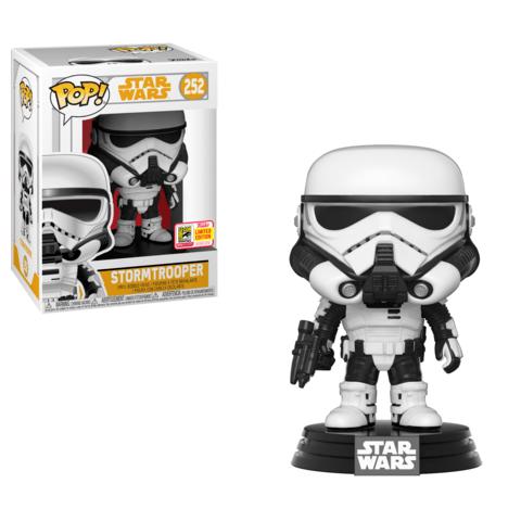 Funko SDCC Exclusive Stormtrooper Pop