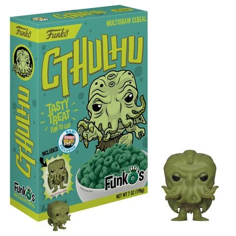 Funko Cereal Cthulhu