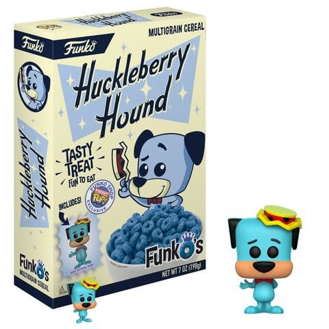 Funko Cereal Huckleberry Hound
