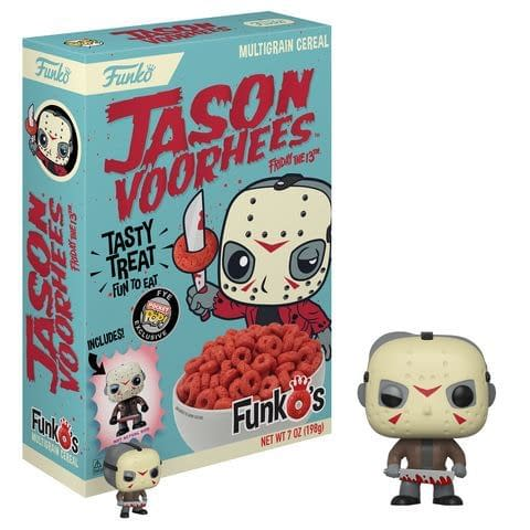 Funko FunkO's Friday The 13th Jason Cereal