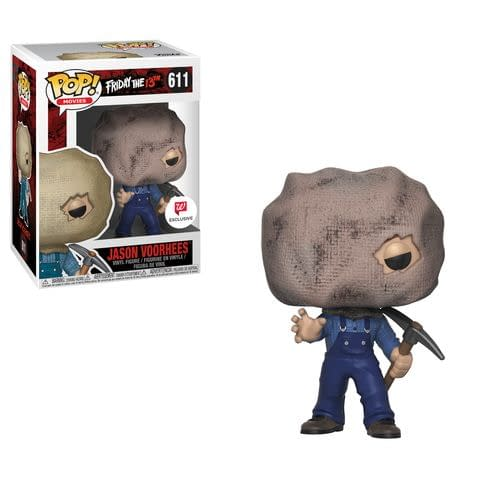 Funko Horror Friday the 13th Jason With Bag Walgreens