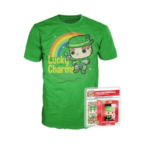 Funko Ad Icons Pop Tees Lucky Charms