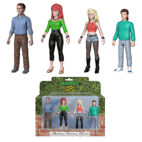 Funko NYCC Married With Children Figures