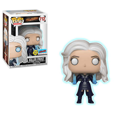 Funko NYCC The Flash Killer Frost