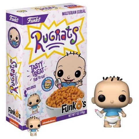 Funko Cereal Rugrats DesignerCon