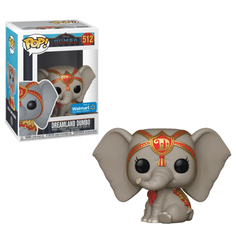 Funko Dumbo Dreamland Dumbo Exclusive
