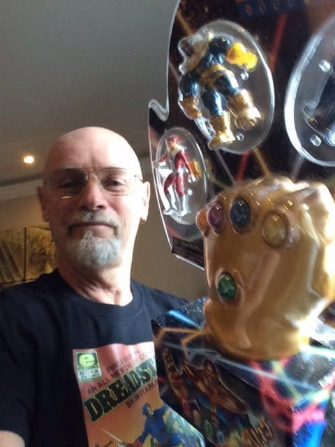 "Thanos Creator Jim Starlin on Trump's Use of Thanos: He Feels ""Violated"""