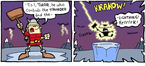A New Look For The Mighty Thor