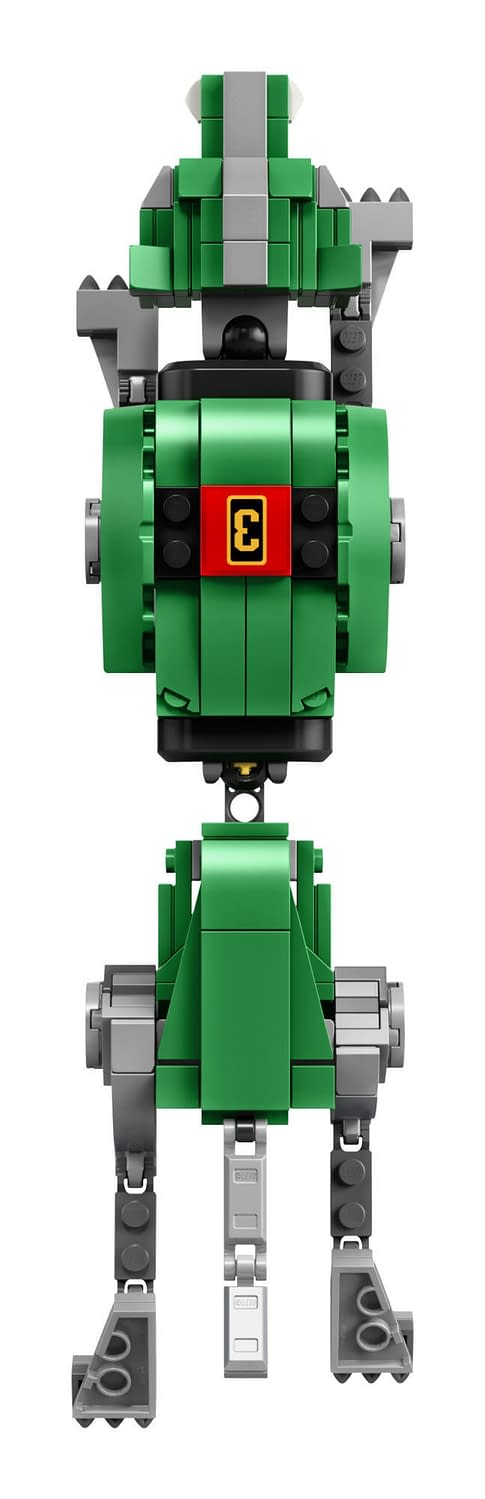 LEGO Ideas Voltron Set 23
