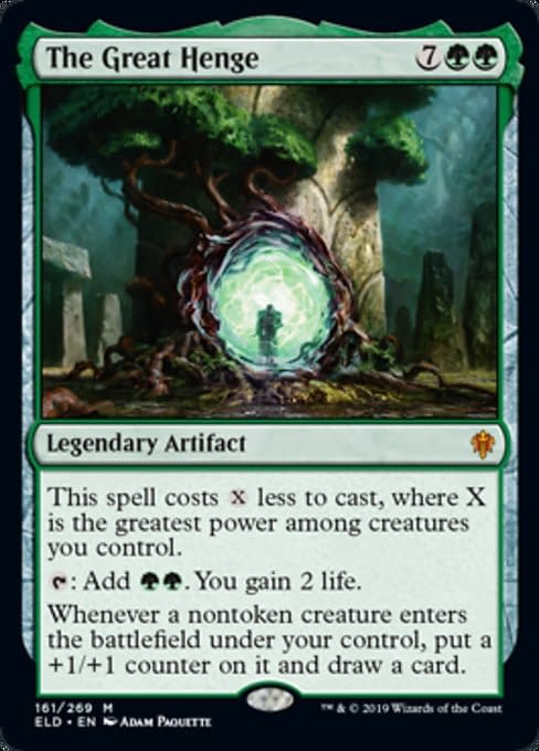 """Throne of Eldraine"" Previews Continue - ""Magic: The Gathering"""