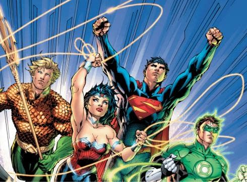 DC Relaunch: DC Confirms Full Reboot: September Brings 52 First Issues and Day and Date Digital