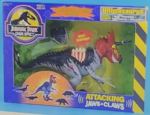 Jurassic Park: Chaos Effect - The Legendary Unreleased Ultimasaurus