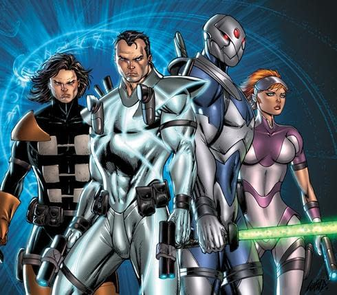 Kirkman & Liefeld Team Up On The Infinite