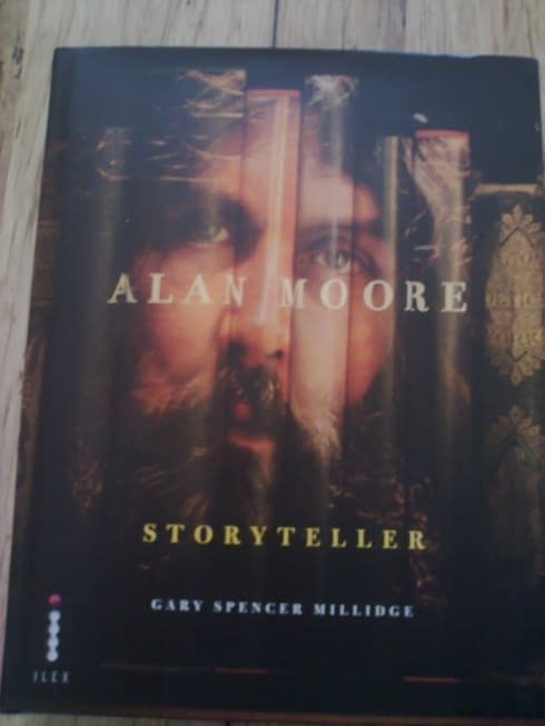 The Bumper Book Of Alan Moore