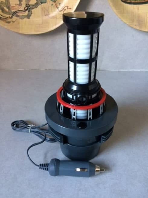 Giving Her All She's Got! We Review The Star Trek Warp Core Car Charger