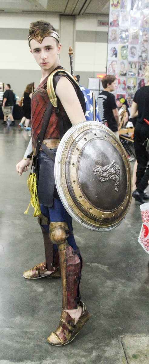 Sunday Cosplay At Baltimore Comic-Con 2017