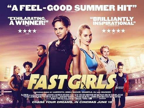 Final Catch-Up With Noel Clarke, Regan Hall, Lenora Crichlow And The Fast Girls Of Fast Girls