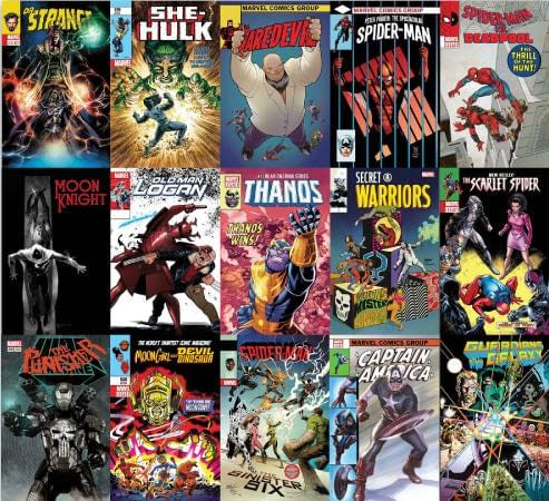 Comic Store In Your Future – The Lenticular Death Of The Universe