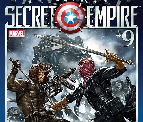 Secret Empire #9 Review: With One Issue Left, This Comic Still Hasn't Redeemed Much