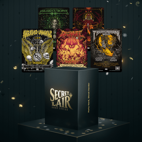Magic: The Gathering Activates Secretversary 2020 On Cyber Monday
