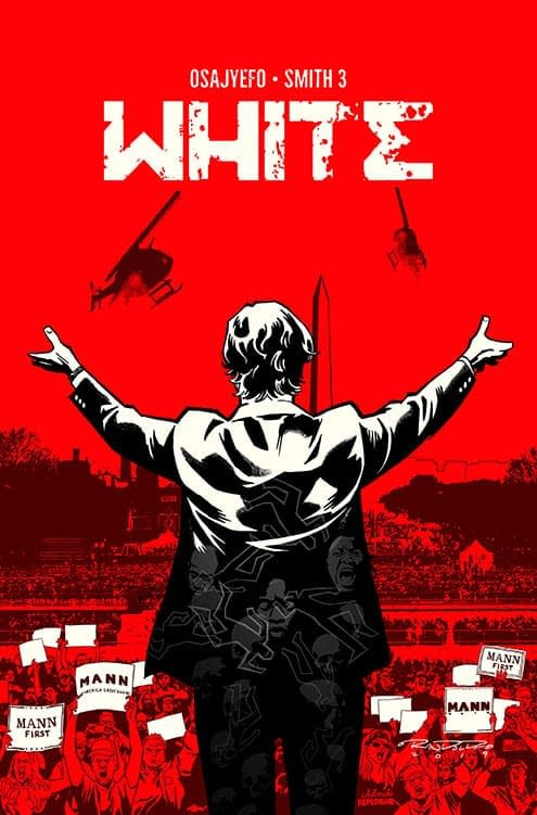 White, the Sequel to Black, Launches on Kickstarter
