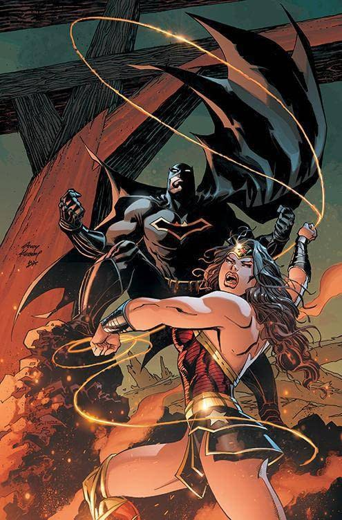 DC Comics Gathers Their Heavy Hitters For A Master Class At NYCC