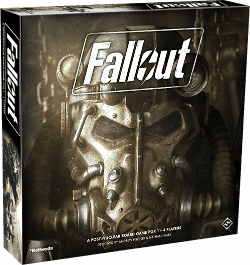 'Fallout' Is Now Getting A Board Game Via Fantasy Flight