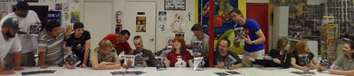 The Last Bleeding Cool Supper