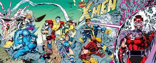 And Finally… The New Justice League Via X-Men #1