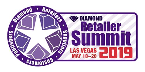 Diamond Comics Summit 2019 to be Held in Vegas, Baby…