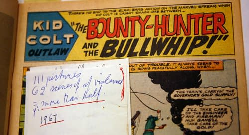 Wertham's Notes Made Available To Public