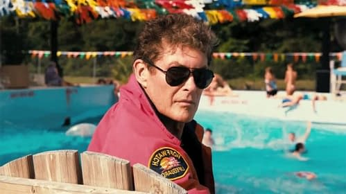 Get These Naked Women Out Of My Bed While I'm Trying To Compose: David Hasselhoff In Piranha 3DD