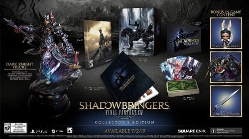 Final Fantasy XIV: Shadowbringers Pre-Orders Available Today