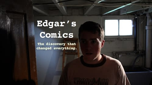 Edgar's Comics: How An Artist's Comic Collection Changed Comics Culture, And Became Worth $50 Million In The Process (Kickstarter Film)