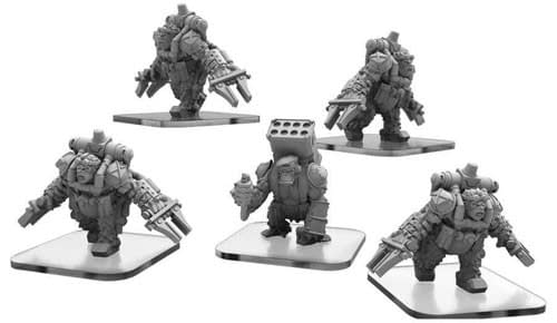 Privateer Press is About to Go Ape with Monsterpocalypse