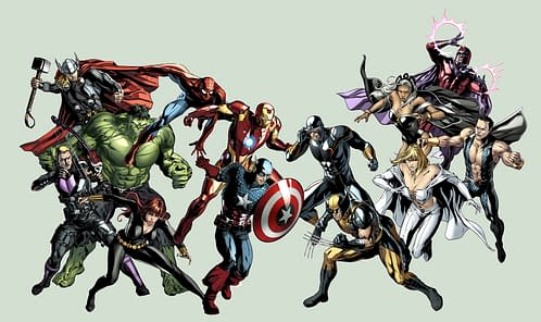 AVX #1 Has More Preorders Than Any Marvel Title Since Civil War