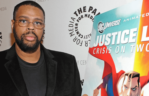 Dwayne McDuffie, Write-In Candidate For Writers Guild Awards
