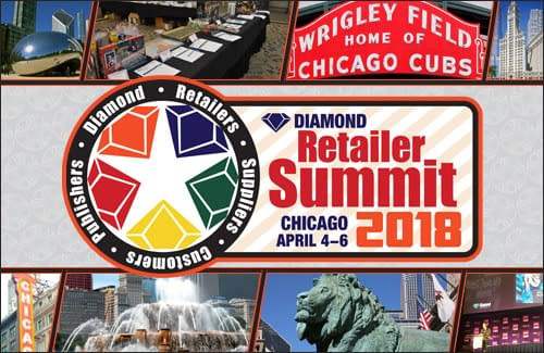 Diamond's Annual Summit to Precede C2E2 2018 in Chicago