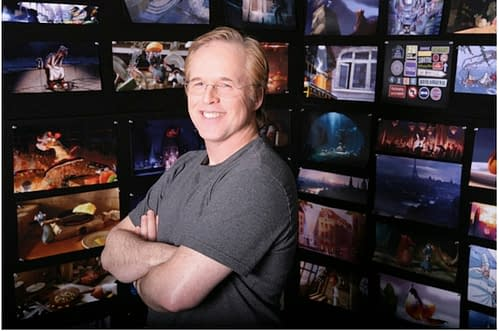 Brad Bird Talks Mission Impossible And IMAX