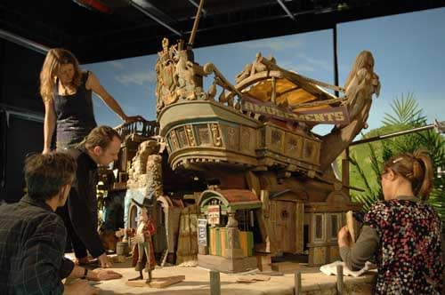 Snooping Around Inside Aardman – Bleeding Cool Goes On An Adventure With Pirates!