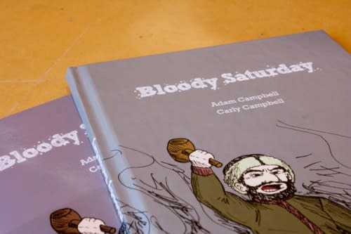 Graphic Novel Offers Free Historical Civil Unrest and Bloody Murder