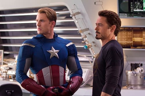 Chris Evans Continues Public Negotiations With Marvel For Post-Infinity War Captain America Contract