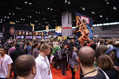 C2E2: Cosplay – Alex Wilson, Taylor Ramsey And Kate Kotler Hit The Floor