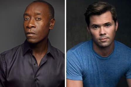 don cheadle andrew rannells ball street