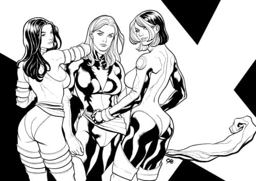 Frank Cho To Write And Draw X-Women Series