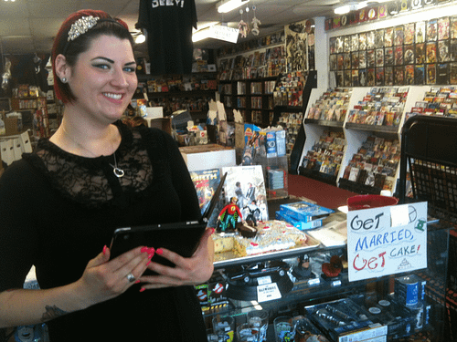 Want To Get Married? Gay Or Straight, Head To Earthworld Comics In Albany Today…