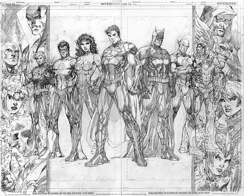 Jim Lee To Leave Justice League – Position Available?