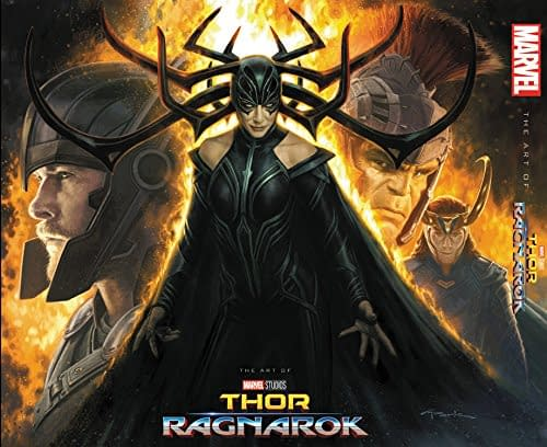 New Piece Of Concept Art Of Hela From Thor: Ragnarok