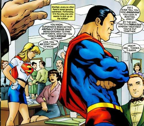 Top Five Ways The Lois / Clark Marriage Could End