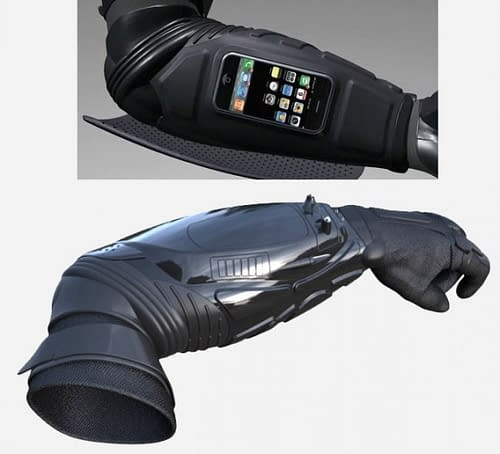 Batman's iPod Dock, With Built-In Taser